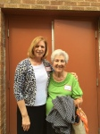 Carol Petranek and Lica Catsakis Sept 26 2015